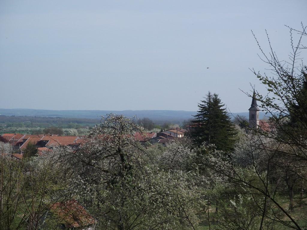 Village de Thillot en pleine nature