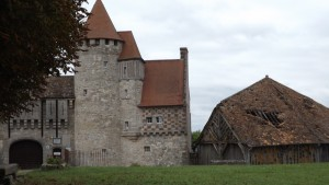 chateau médiéval d'Hattonchâte