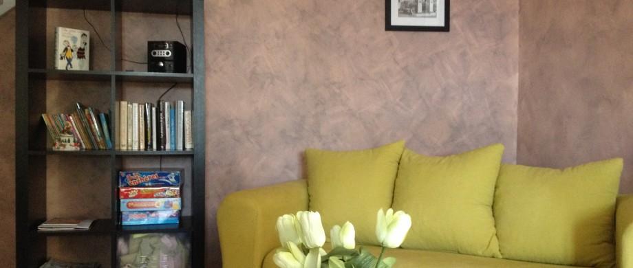 Gîte des Roises à Thillot en Meuse salon location maison