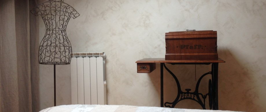 Gîte des Roises à Thillot en Meuse chambre