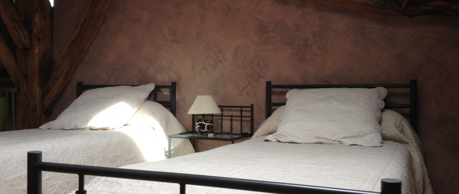 Gîte des Roises à Thillot en Meuse - chambre enfant