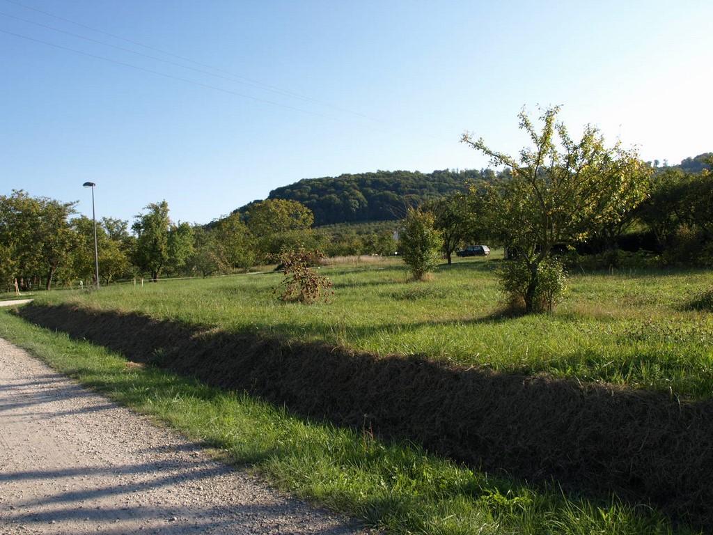 Les chemin de balades à Thillot